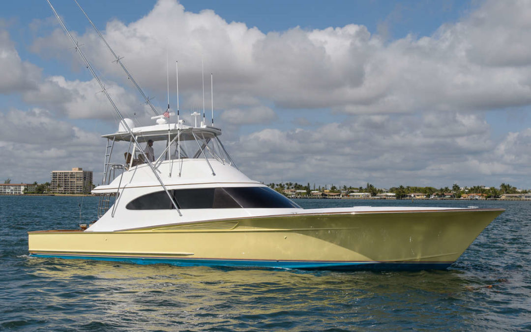 Spencer 60′ (Hull 102)