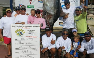 TRANQUILO, SPENCER 57, WINS 1ST PLACE AT 2015 BISBEE LOS CABOS TOURNAMENT