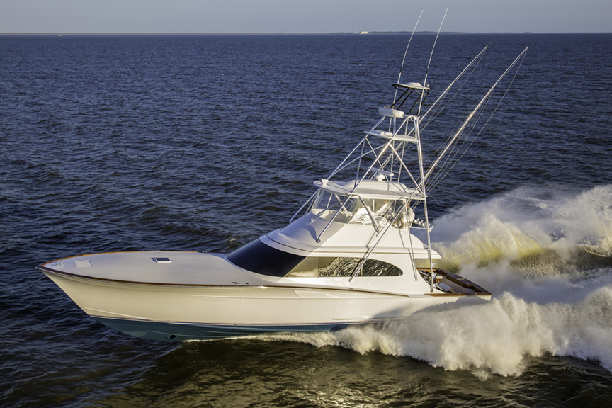 SOLD – 60 Spencer Sportfish 2017 New Vessel